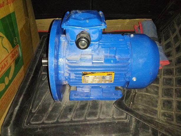 Электромотор 3 кВт 3000об