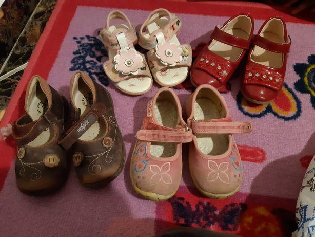 Papuci copii în stare bună