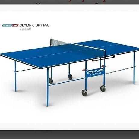 Теннисный стол Производство Россия