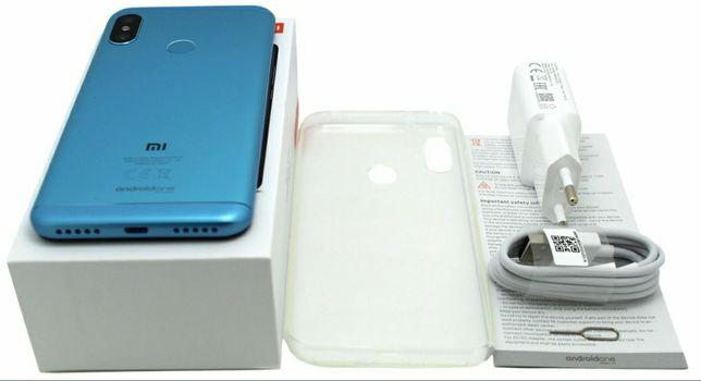 Смартфон Mi A2 4/64 Blue.