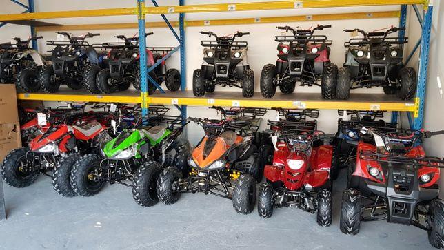 Atv HUMMER-SPYDER, BMW 125cc ROBUST cu CADRU SOLID ,Nou2020 , Calitate