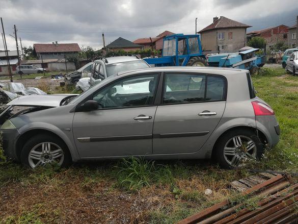 Renault megane 1,9dci