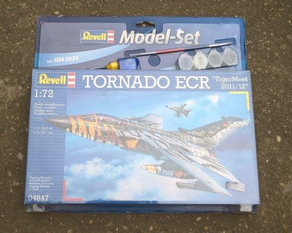 Macheta modelism, kit de construit Revell 1/72 Tornado ECR TigerMeet