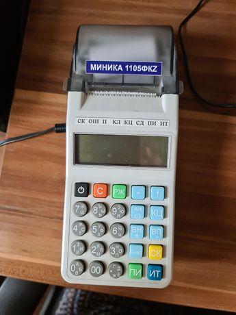Продам кассовый аппарат Миника 1105ФKz