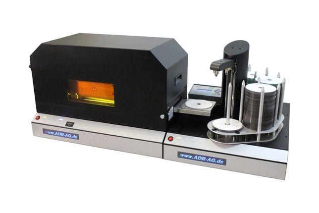 Vand Echipament Profesional Pentru LACUIT CD-uri ADR RollCoater