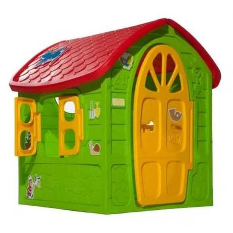 Casa copii Model Toby casuta cu geamuri