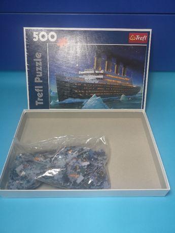 Пъзел Титаник, 500части