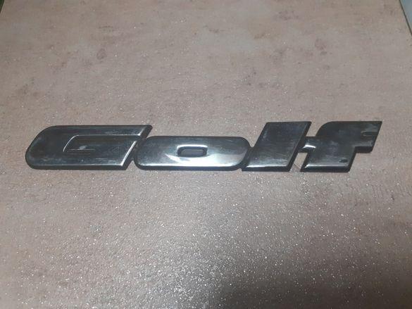 Емблема  VW Golf