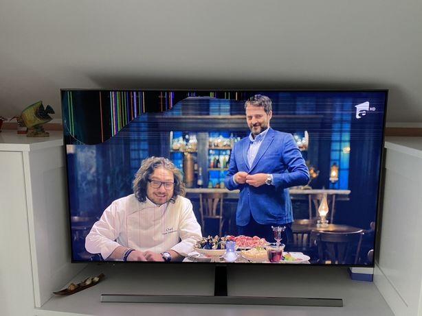 Vand Televizor QLED 2020 55' 140cm diagonala nou nout display lovit