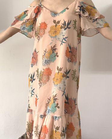 Продается легкое летнее платье