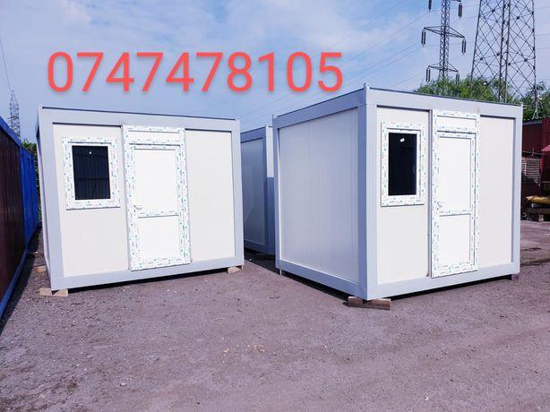 Container stil modular sau standard birou