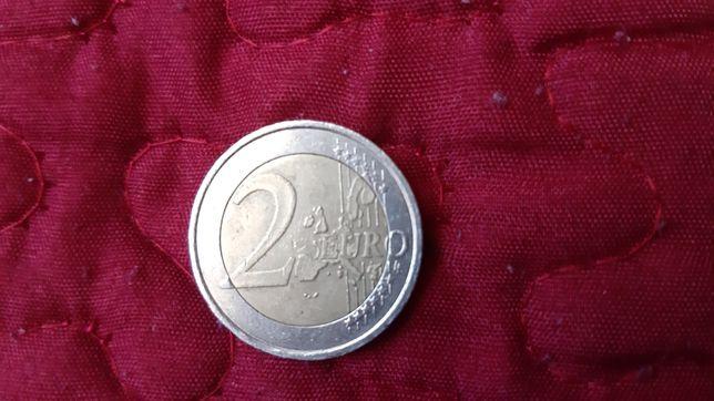 Moneda 2 Euro Franta  anul  2000