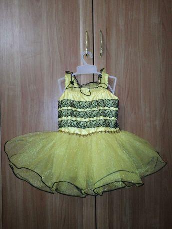 Платье детское для праздников