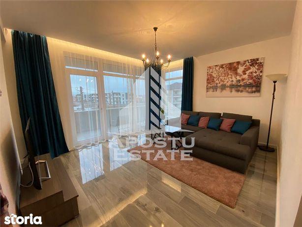 Apartament deosebit cu 2 camere in bloc nou in zona Dumbravita