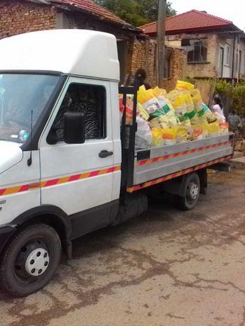 Пътна помощ товарни превози до 3.5т.