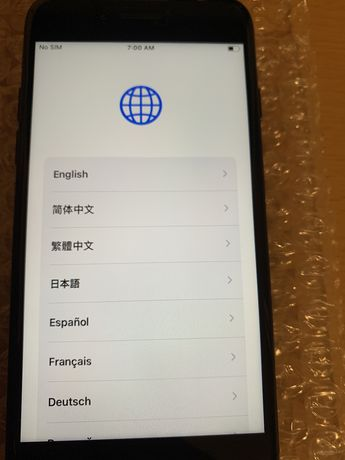 Iphone 7 32gb impecabil