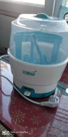 Sterilizator U-GROW pentru 6 biberoane ca nou