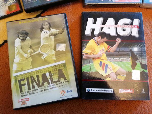 Lot DVD-uri cu sport