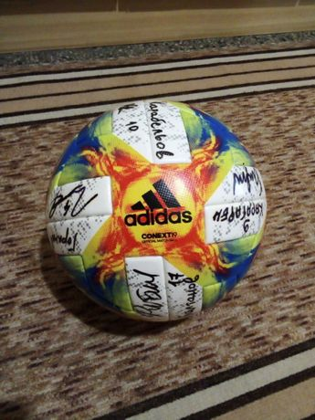 ADIDAS Conext 19 Official match ball