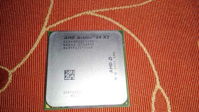 Procesor Amd 64×2 / 4000