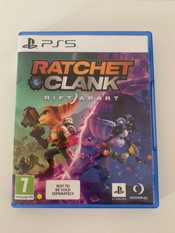 Ratchet & Clank Rift Apart, ps5