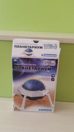 Шарени играчки - планетариум, сортер