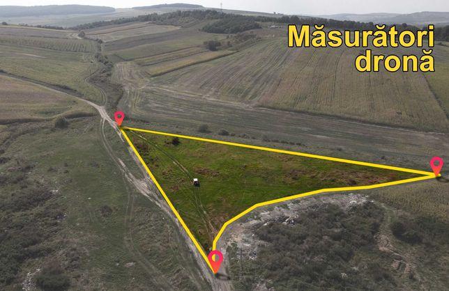 Filmări / Fotografii/Poze cu Drona. Masuratori terenuri case 250 Lei