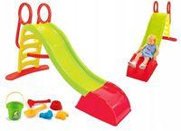 Детска пързалка 180 см-10832-Безплатна доставка до офис на Еконт