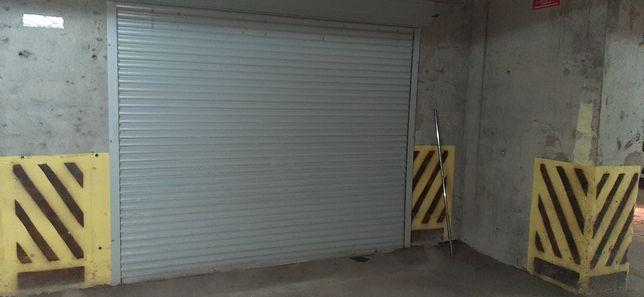 Сдам тёплый паркинг с отдельными воротами под склад.