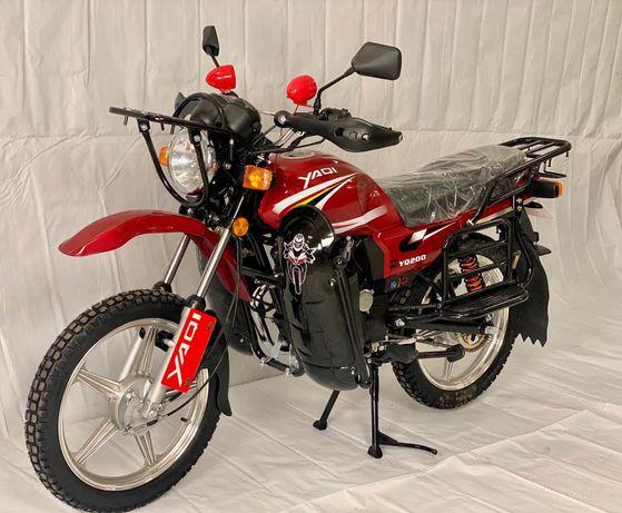 Новые мотоциклы 150,200 куб