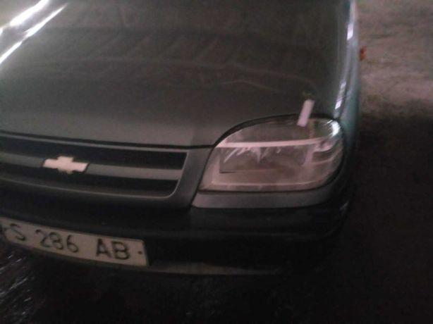 ВАЗ 2123 Нива Шевроле S 286 AB