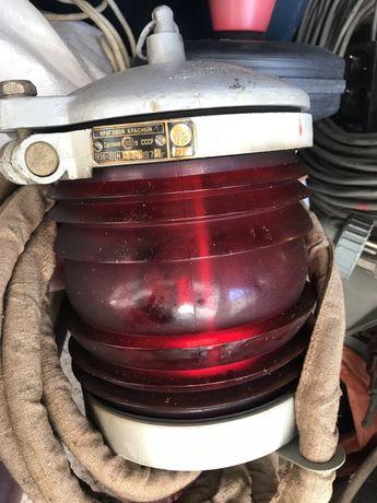 Корабна сигнална лампа