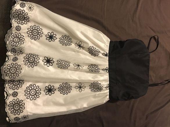 Рокля Хай скул, шарена нова рокля за повод