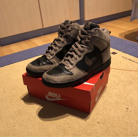 Papuci Nike dunk high