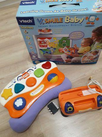 Consola Tv Vtech Vsmile Baby lb engleza