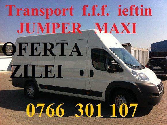 Transport mobila,MARFA,mutari,L=4,60m,debarasare mob.,EXTREM de IEFTIN
