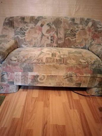 Canapea și fotoliu fixe 700 LEI