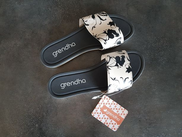 Papuci plajă, Grendha, noi, cu etichetă, Size 38
