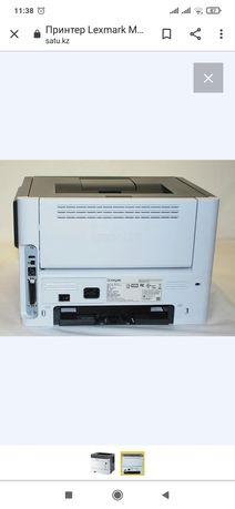 Принтер Lexmark MS310DN (двухсторонний-сетевой)