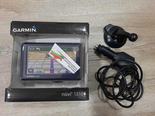 Навигация Garmin Nuvi 1310