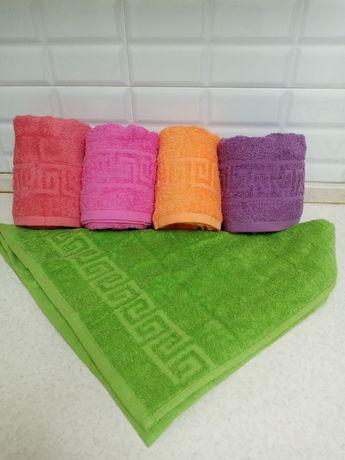 Лицевые полотенца