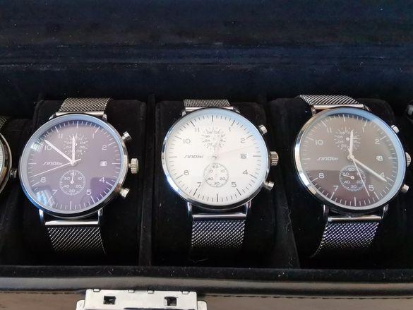Часовници с активен тахометър