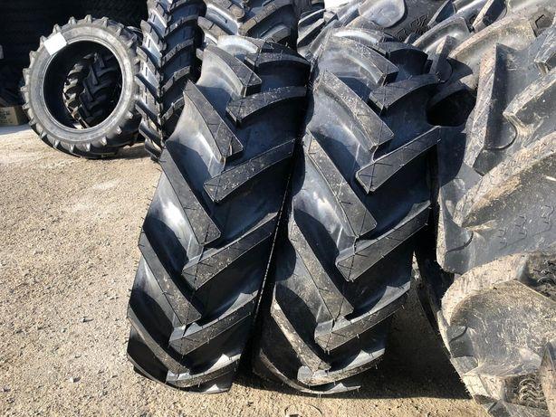 Cauciucuri noi 12.4-24 anvelope tractor TATKO 12PR rezistente incarcat