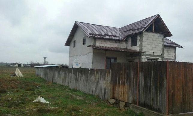 vila de vanzare sau schimb cu apartament