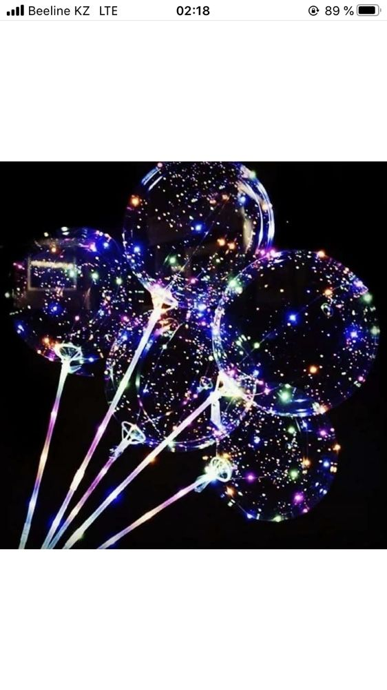 Лед шарики,лэд шары,светяшиеся шары,праздник,мероприятие,день рожд