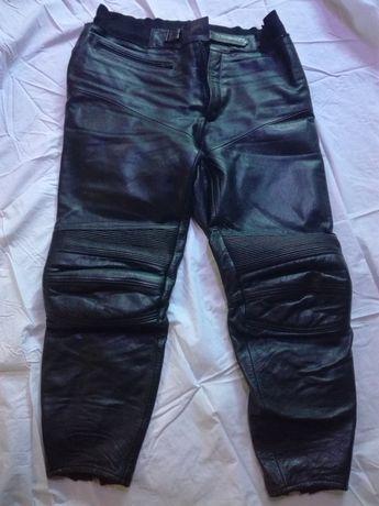 Pantaloni moto piele IXS.