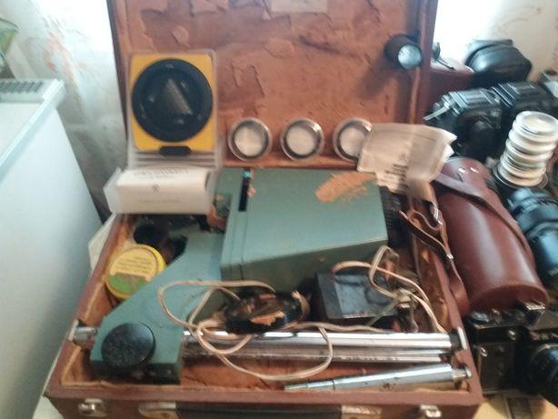 Продам коллекцию фотоаппаратов СССР
