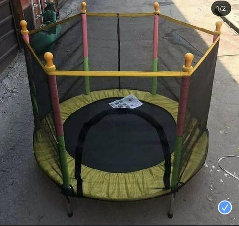 Батуты для детей диаметром 140