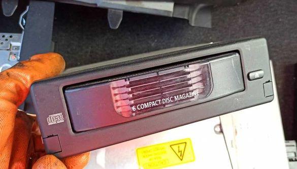 CD Changer Чейнджър за BMW E60 E61 E63 E65   БМВ Е60 Е61 Е63 Е65