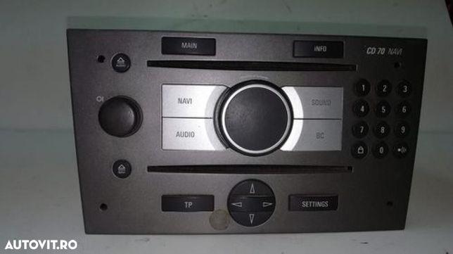 Radio CD 30 Original Opel Astra H cu navi Radio CD 30 Original Opel Astra H cu navi
